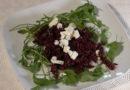 Rote-Beete-Nudeln – Salatrezept